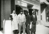 Aunt Edith's Luncheonette. Art Ford, Carlyle'Yodie' Pertilla, Gerald Irons, Homer Kearse.