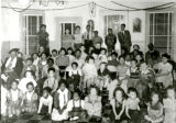 Christmas Party, Bishop Foery Foundation at 410 Forman Avenue, current site of Hutchins...