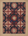 Quilt Pattern 194: Ladies Wreath