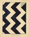 Quilt Pattern 026: Streak of Lightning
