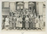 Syracuse Central High School Group Photograph, 1925