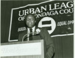 Vernon Jordan, President of the National Urban League, 1981-09