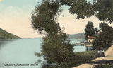 Fair Haven, Skaneateles Lake, NY Postcard