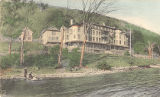 Glen Haven Hotel Mail Card