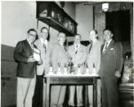 Bowling Awards Ceremony, 1960's