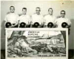 ABC Bowling Tournament Syracuse 1958 Team from Syracuse Polish Home, team 2