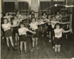 Polish Falcon's Youth Dance Group - 1950's