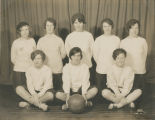 Class of 1929 Basketball Team