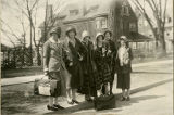 Student commuters in the 1920s - 3