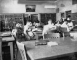 Campus School Library- State Normal School