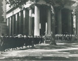 Baccalaureate Procession 1948