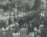 Class Day at Glenwood in the 1950s
