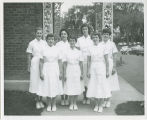Russell Sage College Physical Therapy Graduates, Class of 1957