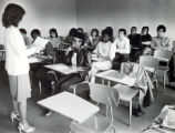 History Class, Bogel Hall, 1984