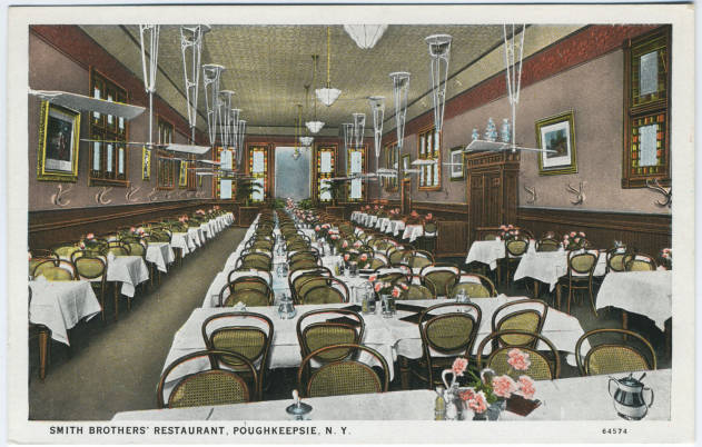 Smith Brothers Restaurant Poughkeepsie N Y Hudson