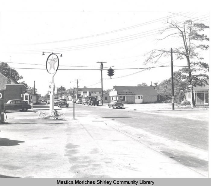 Pat and Mike's Texaco Station - Mastics-Moriches-Shirley